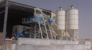 Algérie – Precast plant for production of blocks and Paves