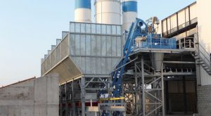 Brazil - Precast plant for production of blocks and Paves