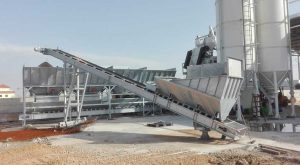 Israel - Precast plant for production of concrete manufactures